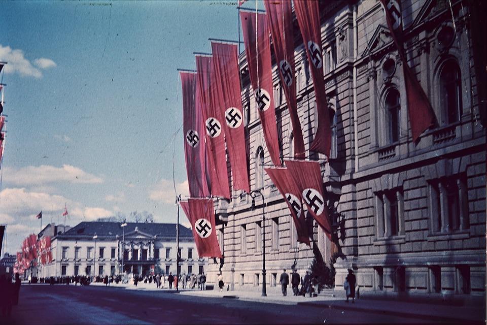 swastikas