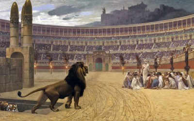 5 Most Amazing Colosseum Fights of All Time