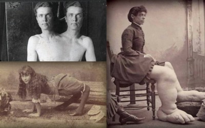 10 Most Shocking Old Freak Acts