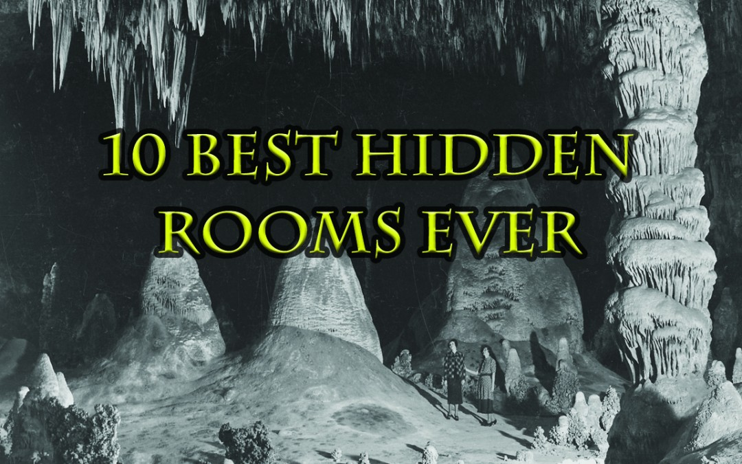Hidden rooms