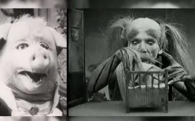 10 Creepy Vintage Videos