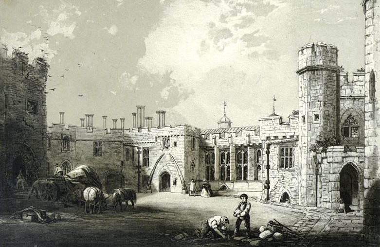 Berkeley_Castle_lithotint