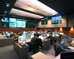 Norad Command Centre