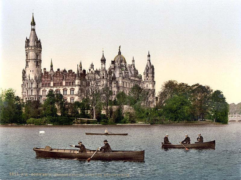 SchlossSchwerin1900