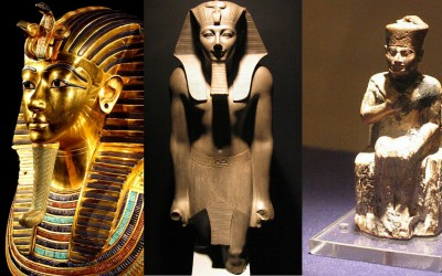 5 Ancient Pharaohs You Won't Forget