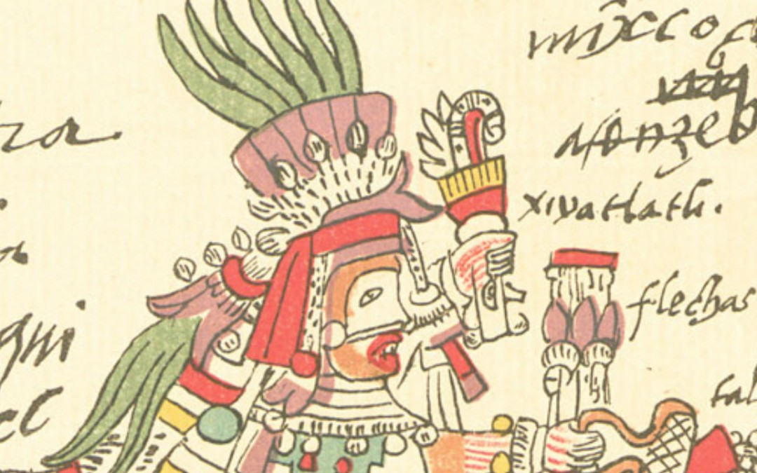 Mixcoatl – Aztec God Of War