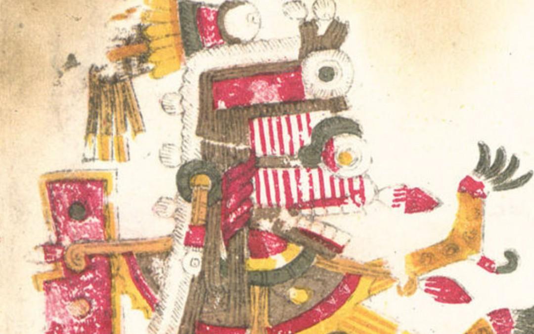 Itzpapalotl – Aztec Warrior Goddess