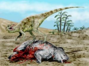 798px-Staurikosaurus_BW