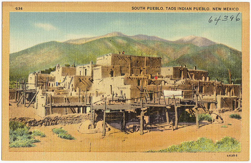 South_Pueblo,_Taos_Indian_Pueblo._New_Mexico