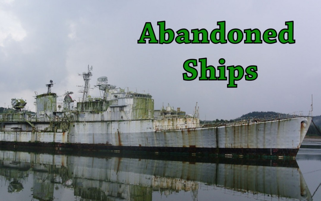 10 Abandoned Ship Exploration Videos