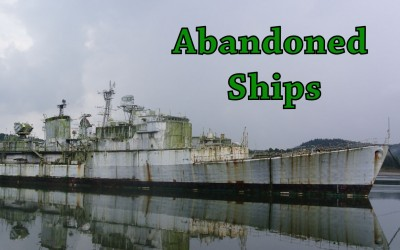 10 Abandoned Ship Exploration Videos