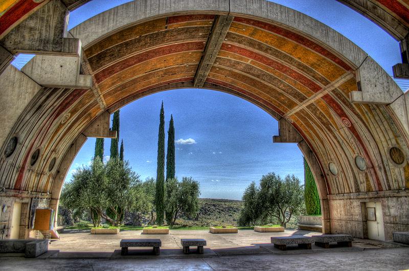 Arcosanti_vaults