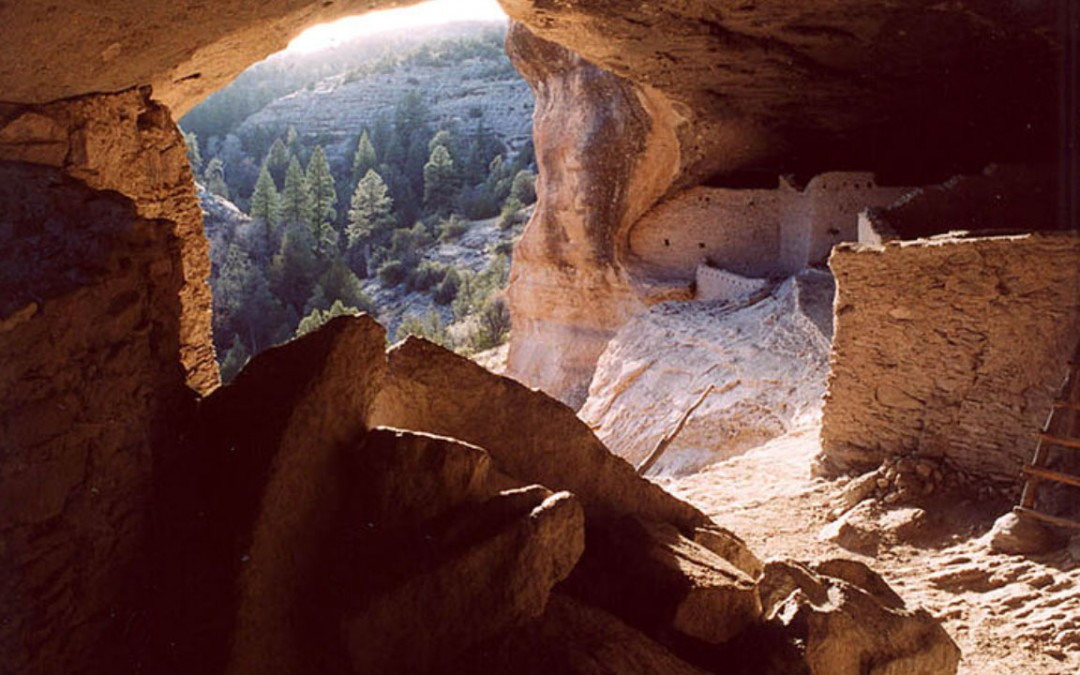 10 Mysterious Cliff Dwellings