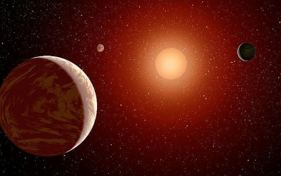 5 Amazing Exoplanets We Might Live On