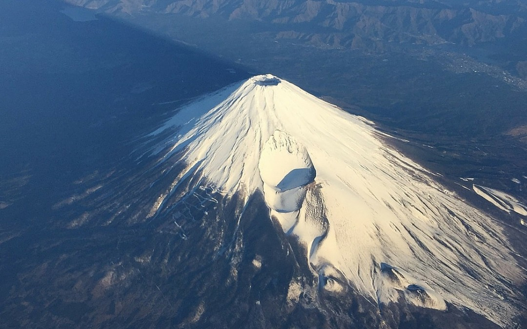 5 Exotic Mount Fuji Facts