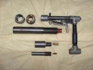 Homemade gun