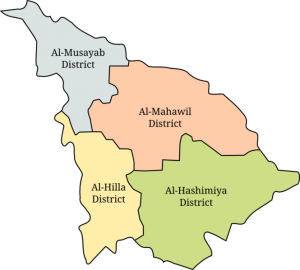 Map_of_Babil_Governorate_by_Districts