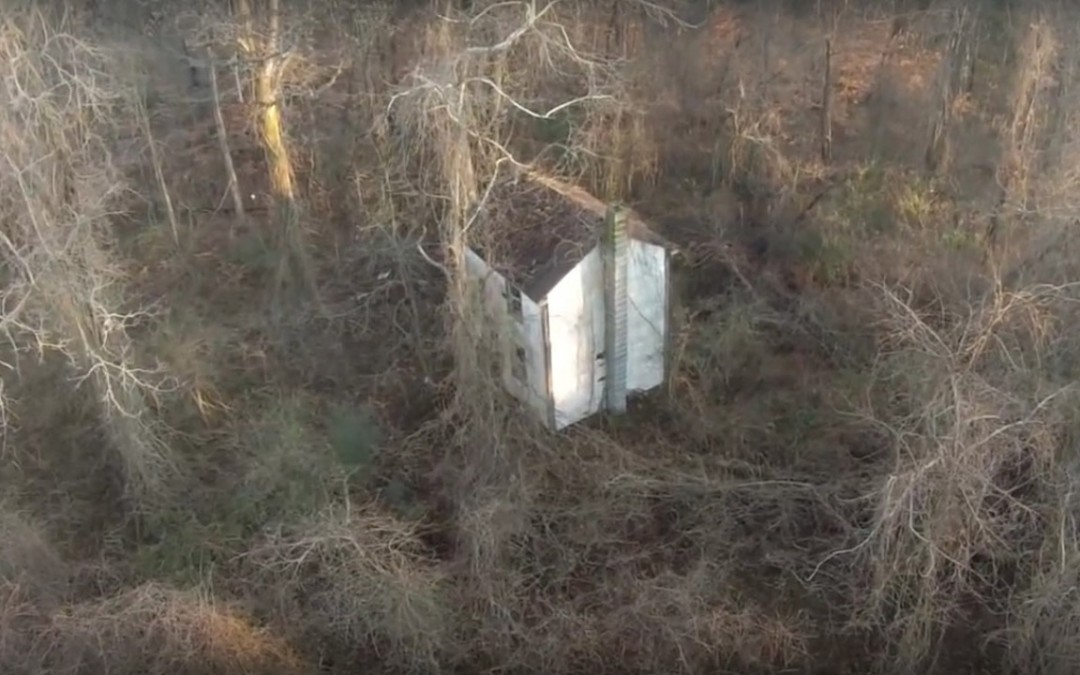 Man Discovers Abandoned House On His Own Land