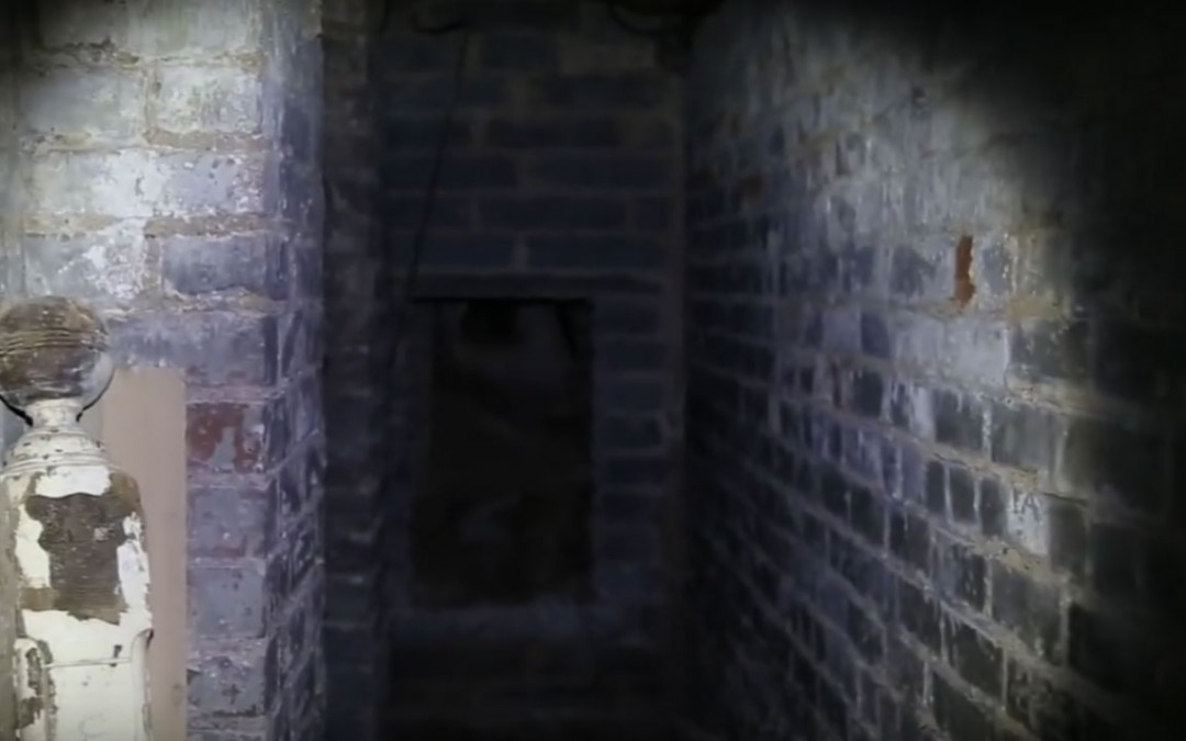Man Discovers Secret Dungeon In His New House?