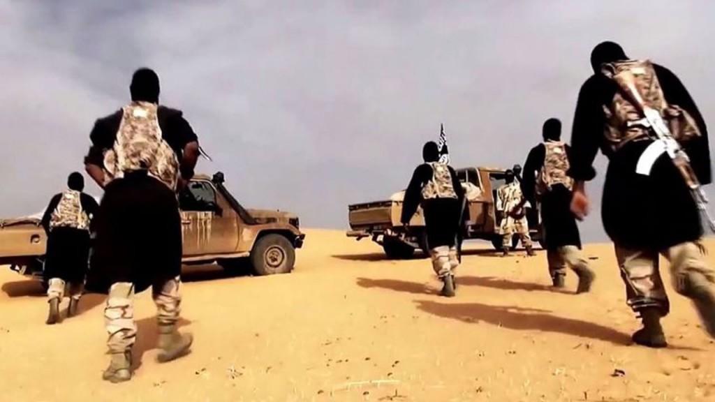 Terrorist groups in Africa