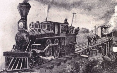 5 Greatest Train Robberies