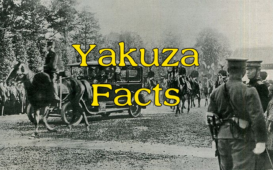 5 Unbelievable Yakuza Facts