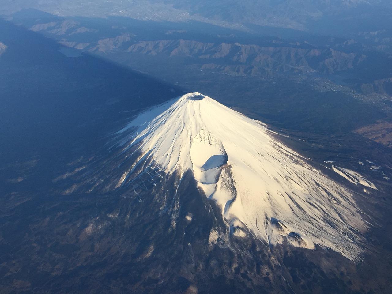 5 Exotic Mount Fuji Facts - Eskify