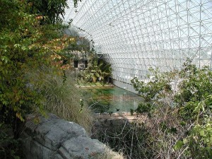Biosphere2_Inside_big- science experiments gone wrong