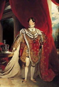 George_IV_1821_color