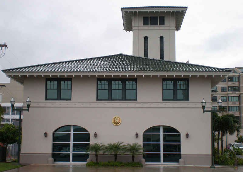 Old-Kakaako-firestation