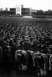 Reichsparteitag_1935 Nazi Ruins