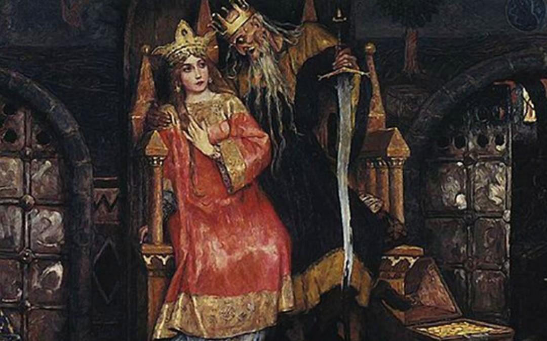10 Most Creepy Russian Legends