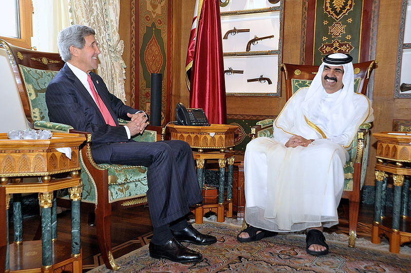 Secretary_Kerry_Meets_With_Amir_Hamad_bin_Khalifa_al-Thani