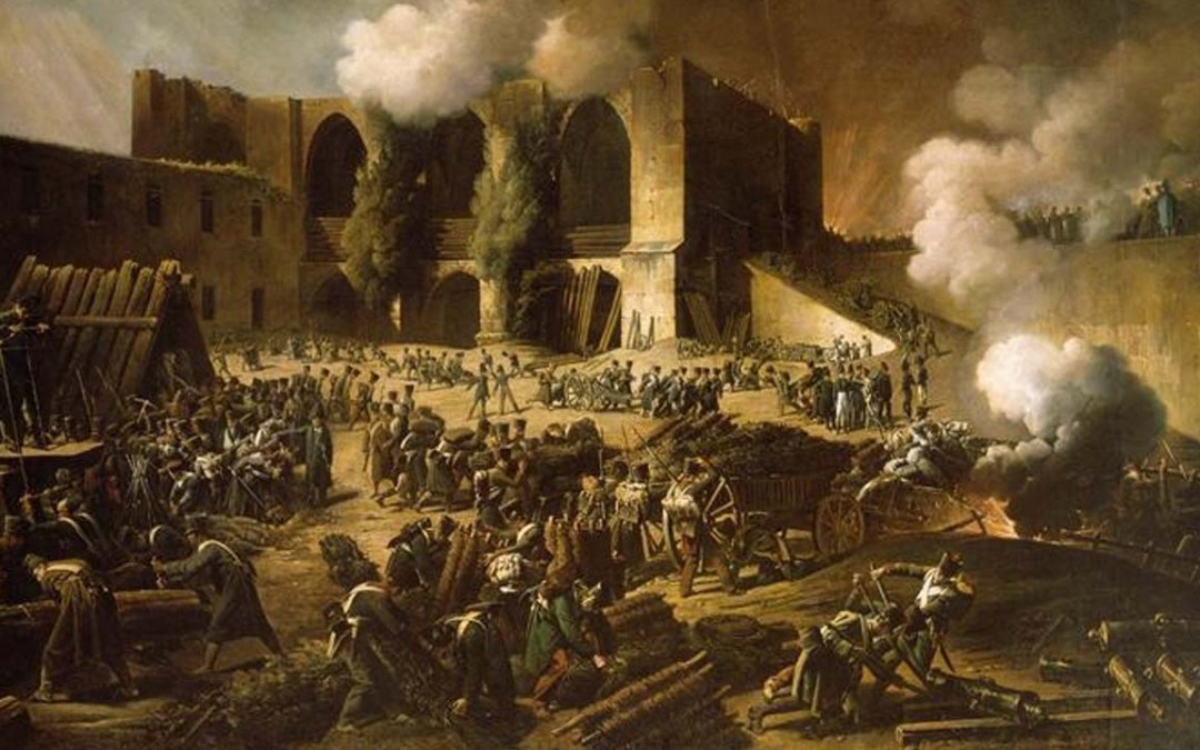 10 Unbelievable Military Sieges