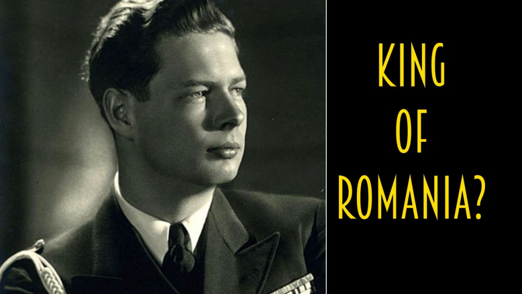 king of Romania