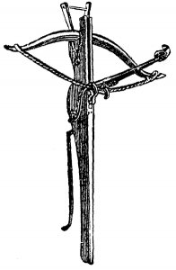 Armborst_1,_Nordisk_familjebok ancient weapons