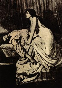 Burne-Jones-le-Vampire 10 Most Enigmatic People In History