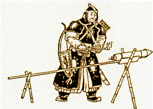 Chinese_rocket Ancient weapons