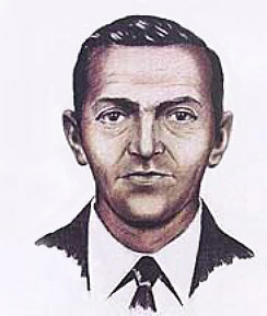DBCooper (1) 10 Most Enigmatic People In History