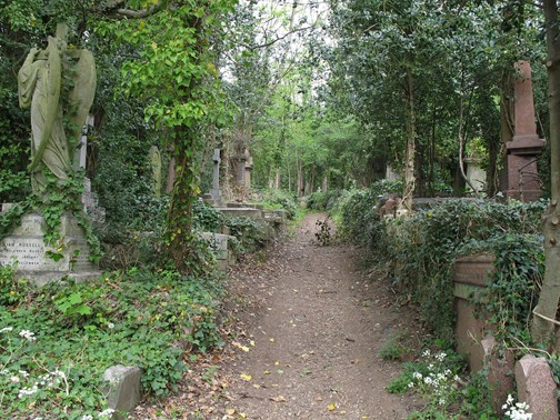 HighgateCemeteryLondon