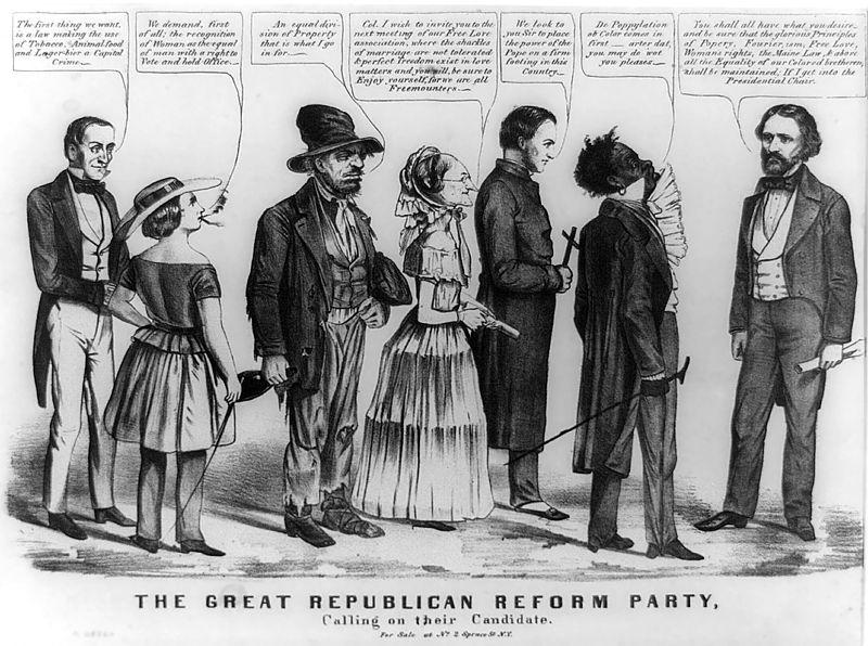 Republican-party-Fremont-isms-caricature