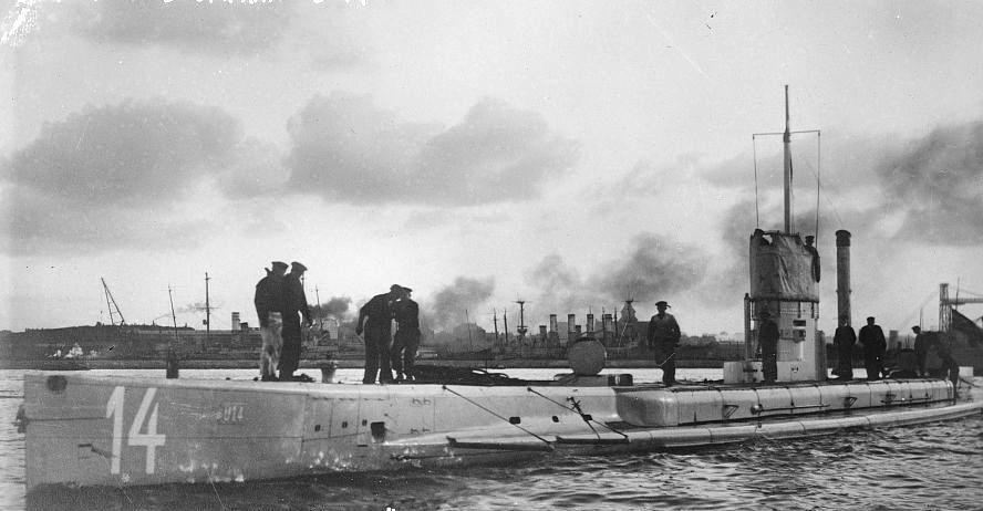 Submarine_U-14