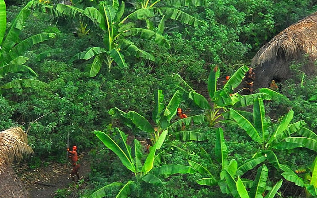 uncontacted tribes - Youtube Thumbnail