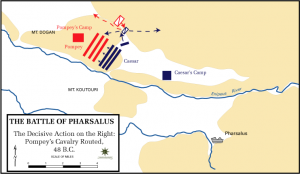 Battle_of_Pharsalus,_48_BC Roman Battles