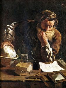 Greatest Scientists Domenico-Fetti_Archimedes_1620