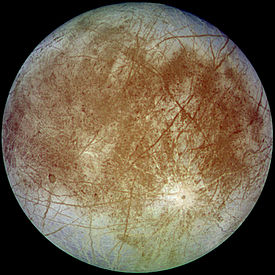 Europa-moon extraterrestrial life