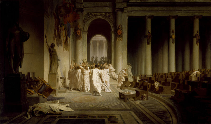 Jean-Léon_Gérôme_-_The_Death_of_Caesar_-_Walters_37884