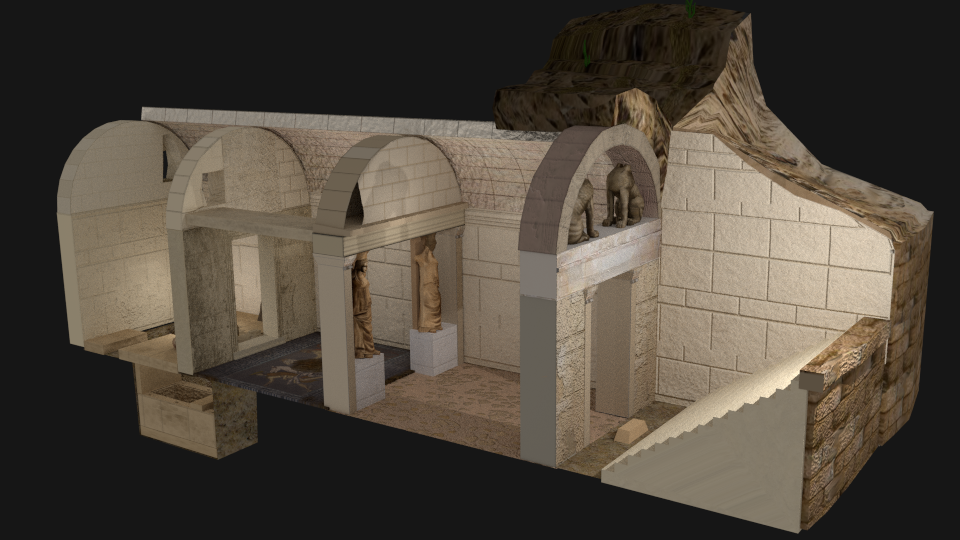 Kasta_tomb