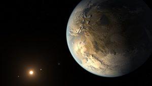 Kepler186f-ArtistConcept-20140417 extraterrestrial life