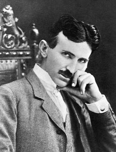 N.Tesla Greatest Scientists